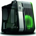 Enermax has launched a new line of quite interesting Micro-ATX (and Mini-ITX) cases, the Steelwing. It's acutally kind of funny as the case is actually made out of pure aluminium, […]