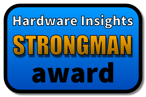 Strongman award