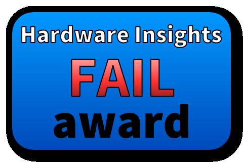Fail award